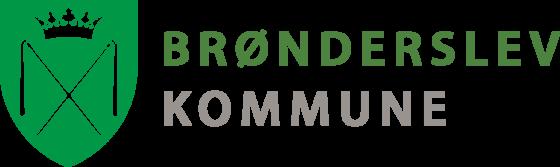 Billede sf Brønderslev kommunes logo og våbenskjold